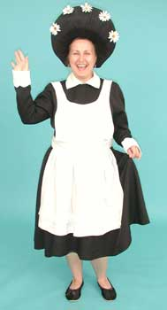 Amelia Bedelia Custom Mascot and Promotional Character Costume Rental