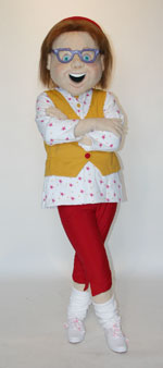 Junie B_ Jones Costume http://costumespecialists.com/rentals/childrens-book-characters/junie-b-jones/