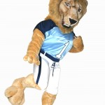 Columbia Lion Roar EE Mascot Costume