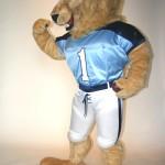 Columbia University custom mascot
