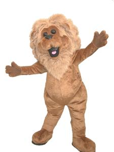 Lion walkabout costume for rent