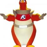 321 Penguins Kevin Promotional Custom Mascots