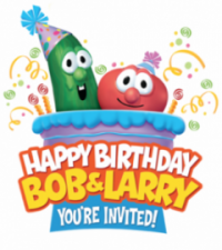 VeggieTales Happy Birthday
