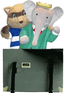 Complete Care and Secure Storage for your Custom Mascot Costume