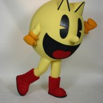 PacMan 2 Custom Corporate Company Mascot