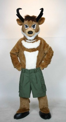 Seymour Bureau of Land Management Mascot Costume Character