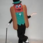 Mr. Snoopy Snoopy's Hotdog Mascot Costume Character