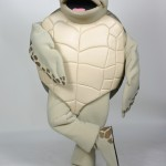 Luna the Green Sea Turtle for Gumbo Limbo Nature Center custom corporate mascot 1