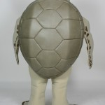 Luna the Green Sea Turtle for Gumbo Limbo Nature Center custom corporate mascot 4