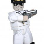 KreO Captain with gun