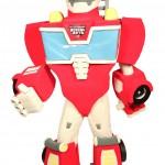 Heatwave Transformers Rescue Bots custom corporate mascot