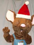 Mouse Mascot Costume