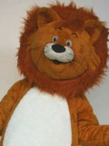 Ryan Lion Mascot Costume
