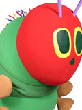 Very Hungry Catepillar Mascot Costume