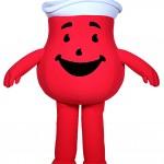 Kool-Aid Man Custom Mascot Costume
