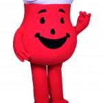 Kool Aid Man Kraft Foods, Inc. Custom Corporate Rental Mascot