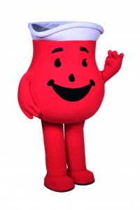 Kool Aid Man Kraft Foods, Inc. Custom Corporate Rental Mascot