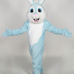 Easter Bunny Costume for Parade or Easter Egg Hunt.