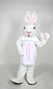 Quality Adult Easter Bunny Costume for Rent