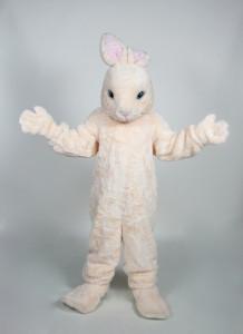 Easter Bunny Mascot Costume Rental