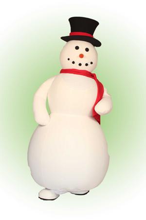 Snowman Rental Mascot Costume  sc 1 st  Costume Specialists & Rental Snowman | Custom Mascots | Costume Specialists