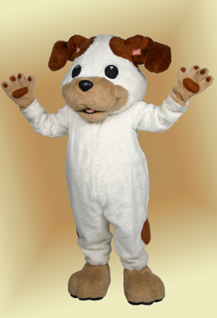 Poky Little Puppy Costume Character Visit Custom Mascot Custom