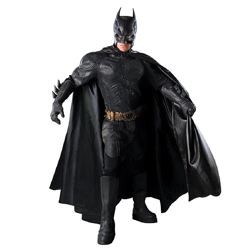 Licensed Batman Movie Costume to rent