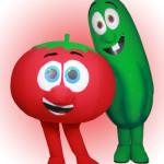 Bob&Larry_Custom_Mascot