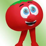 Bob_VeggieTales_Custom_Mascot