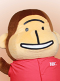 Monsuke Mascot Costume