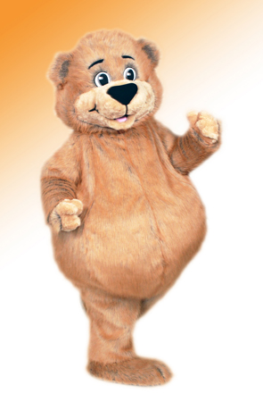 Rent the Fun Mr Bear Mascot for your Costume Event
