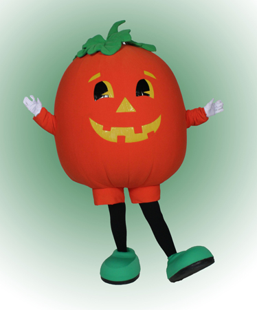 Rent this Fun Jacko Lantern Pumpkin Mascot for your Costume Event