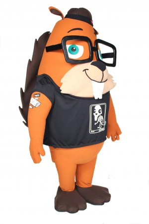 Hoover Loggly Custom Mascot Costume