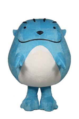 Goety Custom Mascot Costume