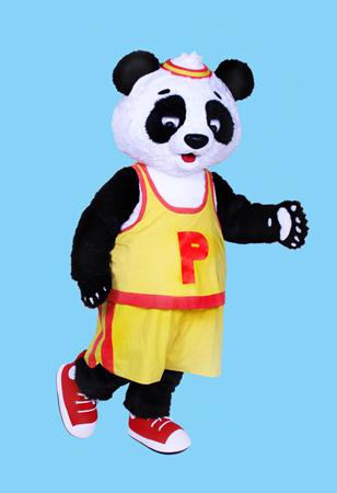 Lil Wang Tu Mascot Costume