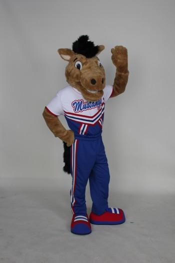 St. Vincent De Paul HS Mustang Mascot Costume