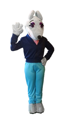 Thea Stilton Mascot Costume