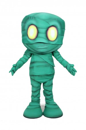 League of Legends Amumu Mascot Costume