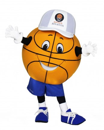Battle 4 Atlantis NCAA Mascot Costume