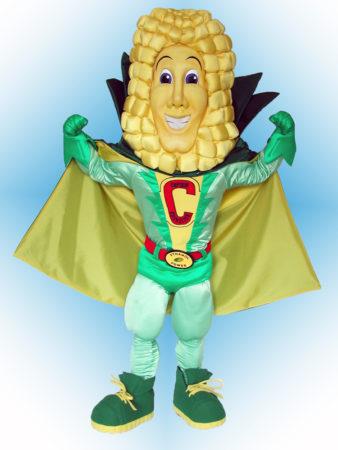 Captain Cornelius Mascot Costume