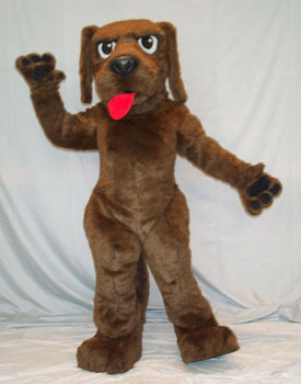 Hank the Cowdog Mascot Costume