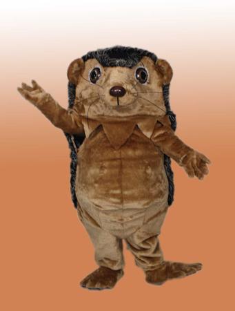 Hedgie Mascot Costume