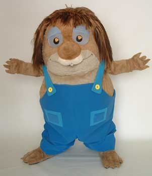 Little Critter (Mercer Mayer) Mascot Costume