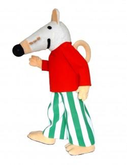 Maisy Mascot Costume