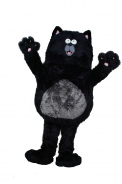 Splat the Cat Mascot Costume