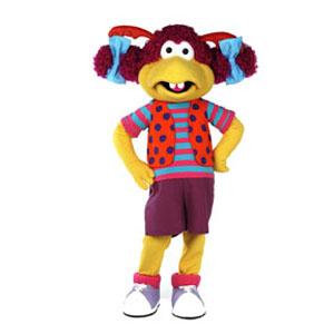 Wimzie (Cinar) Mascot Costume