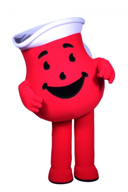 Kool-Aid Man Mascot Costume
