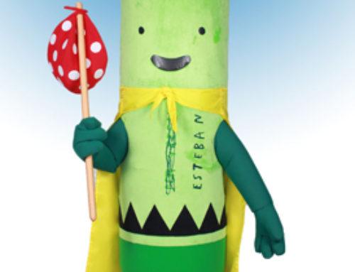 Pea Green Crayon aka Esteban