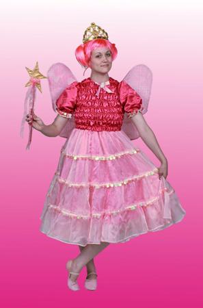 Pinkalicious mascot costume