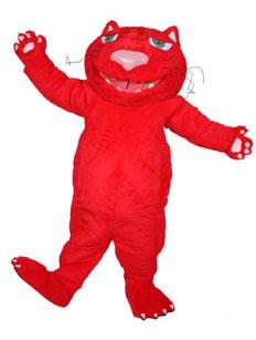 Rotten Ralph mascot costume